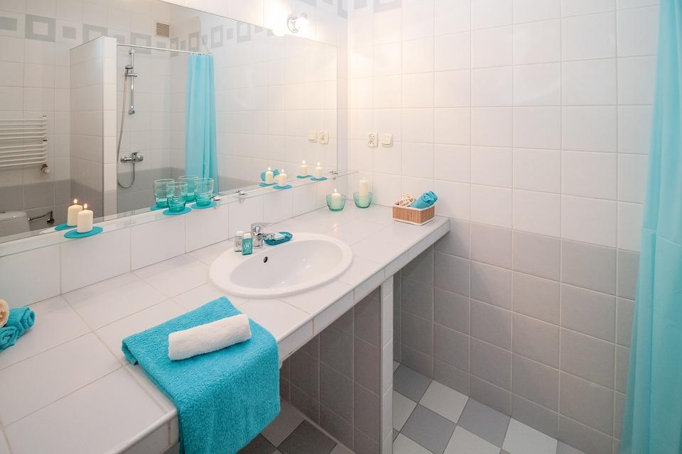 Bathroom Color Coordination