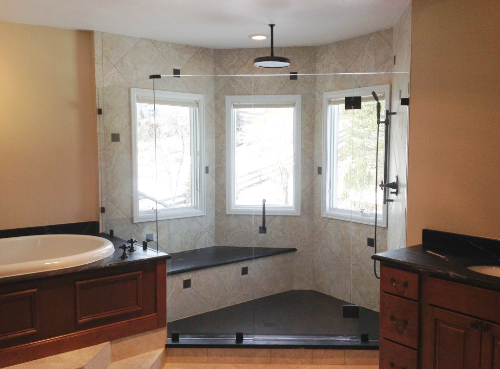 Orlando bathroom remodeling aspen diversified for Bathroom remodel orlando