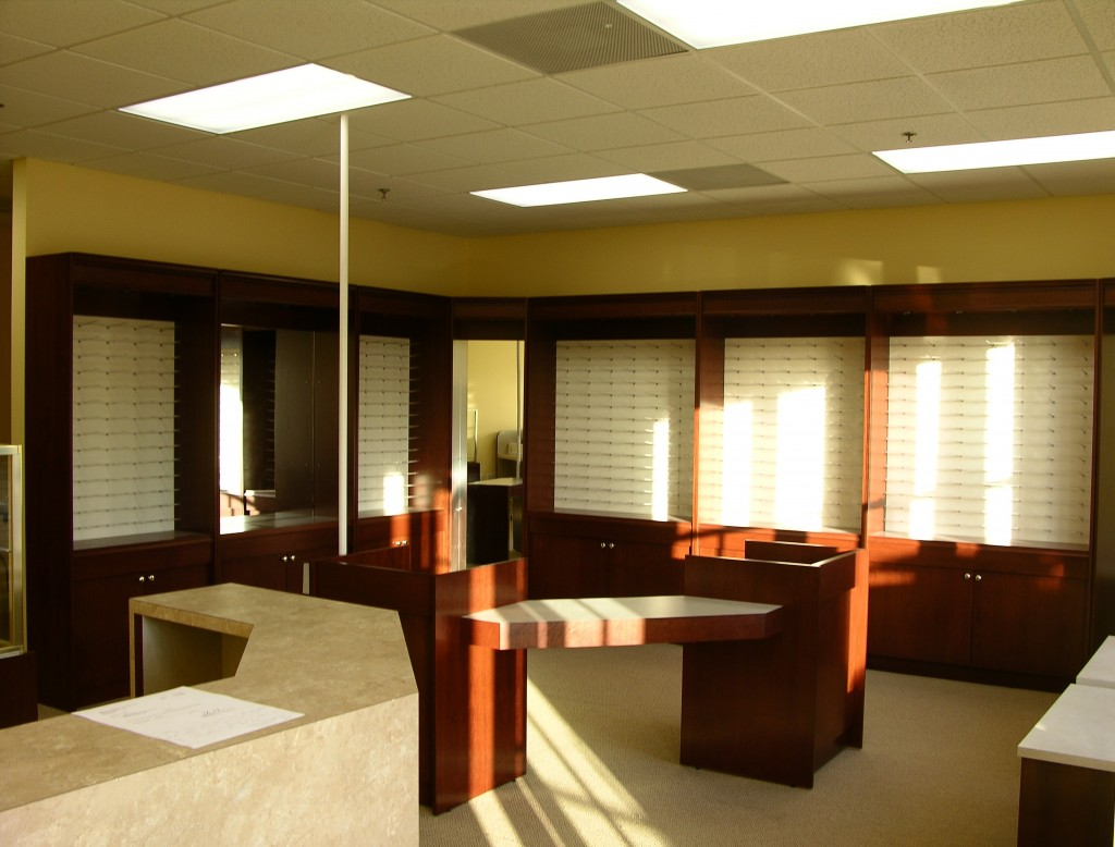 Commercial Construction Build Out Services