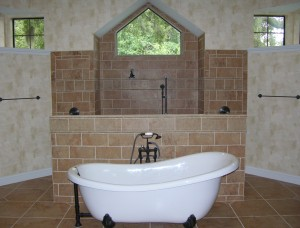 Bathtub after Remodeling