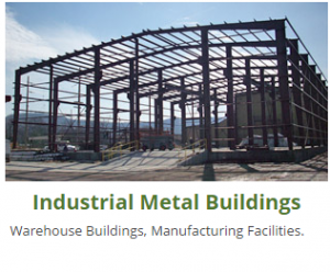 Industrial Metal Buildings