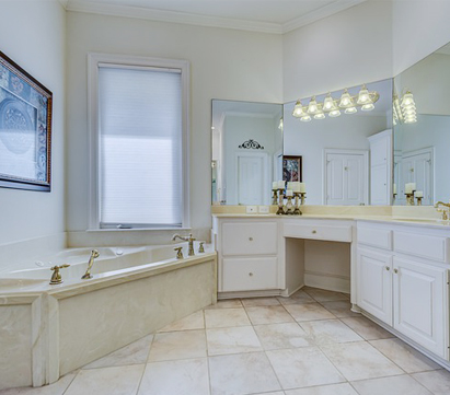 Remodeling an orlando bathroom aspen diversified for Bathroom remodel orlando